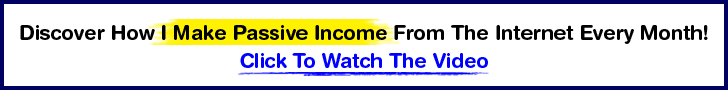CB Passive Income a way to make almost passive income online.